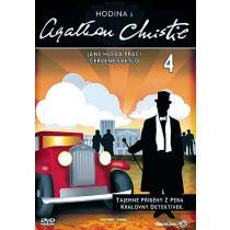 Hodina s Agathou Christie 4 DVD