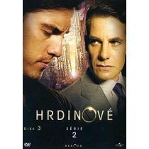 Hrdinové - Série 2 (DVD3) DVD