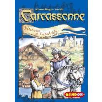MindOK Carcassonne - rozšíření 1 (Hostince a katedrály)