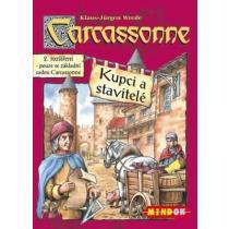 MindOK Carcassonne - rozšíření 2 (Kupci a stavitelé)