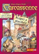 Carcassonne - rozšíření 2 (Kupci a stavitelé)