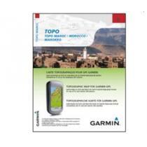 GARMIN Topo Maroko