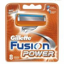 GILLETTE FUSION POWER 8ks