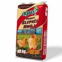 AGRO Pravý slepičí hnůj 10 kg