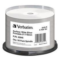 Verbatim DVD-R, 16x, 50-spindle