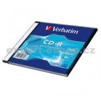 VERBATIM CD-R 700 MB slim