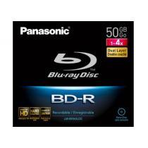 Panasonic LM-BR50LDE Blu-ray disk, BD-R 4x, 50GB