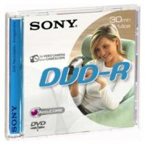 Sony Média DVD-R DMR-30 SONY pro DVD kamery, 8cm
