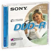 Sony DVD-R 1.4 GB, 1 ks