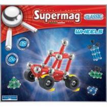 SUPERMAG Auta 60 dílů