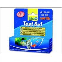 Tetra Test 6 in 1 25ks (A1-175488)