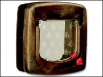 STAYWELL Dvířka s transparentním flapem 320 (053-320)