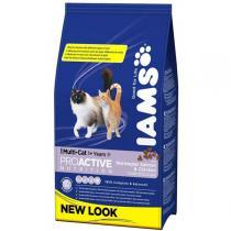 IAMS Multicat Chicken / Salmon 15 kg