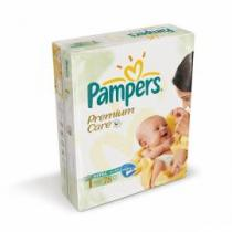 PAMPERS Premium Care Newborn 78 ks