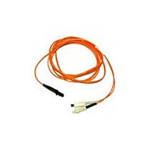 Optický duplexní kabel 50/125, ST/SC, 2m