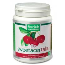 Finclub fin Sweetacertabs 250 tablet
