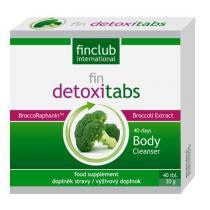 Finclub fin Detoxitabs