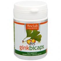 Finclub Fin GinkbiCaps (50 kapslí)