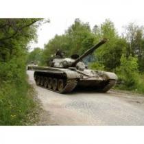 Bojový tank T-55
