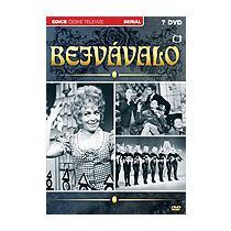 BEJVÁVALO - DVD