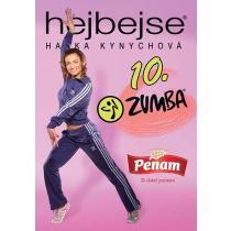 HEJBEJSE 10. ZUMBA - DVD