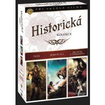 HISTORICKÁ KOLEKCE - 3DVD