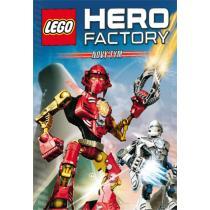 LEGO HERO FACTORY: NOVÝ TÝM - DVD