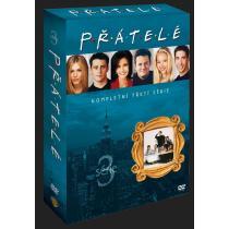 PŘÁTELÉ 3. SÉRIE - DVD