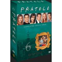 PŘÁTELÉ 6. SÉRIE - DVD