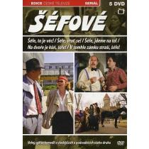ŠÉFOVÉ - DVD