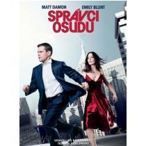 SPRÁVCI OSUDU - DVD