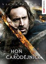 HON NA ČARODĚJNICE - DVD