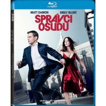 SPRÁVCI OSUDU Blu-ray
