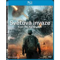 SVĚTOVÁ INVAZE Blu-ray