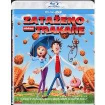ZATAŽENO OBČAS TRAKAŘE Blu-ray 3D + 2D