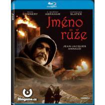 JMÉNO RŮŽE Blu-ray