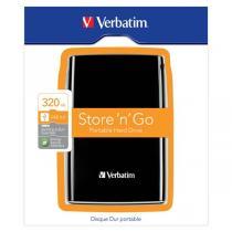 VERBATIM 320GB USB 2.0