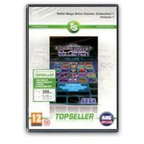 SEGA Mega Drive Classic Collection 1 (PC)