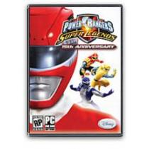 POWER RANGERS: SUPER LEGENDS (PC)