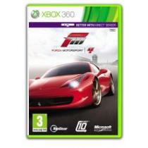 KINECT FORZA 4 (Xbox 360)