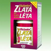VitaSenior® Zlatá léta - multivitaminy pro 50