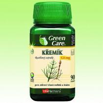 Green Care Křemík 125 mg extrakt z přesličky - 90 tbl.