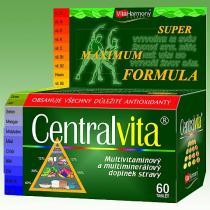 CentralVita® - 60 tbl., multivitaminy