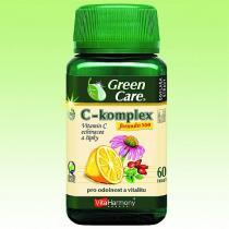 C-komplex formula 500 - 60tbl, se šípky a echinaceou