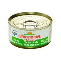 Almo Nature Cats konzerva tuňák Pacific 70g