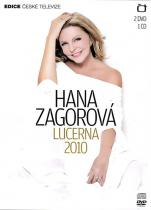 Zagorová Hana - Lucerna 2010 (2DVD+CD)