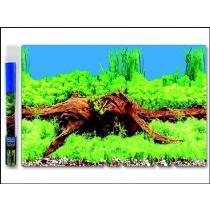 AQUA EXCELLENT Pozadí světlý kořen 150*60cm