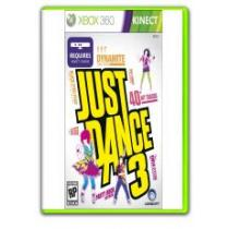 JUST DANCE 3 (Xbox 360)