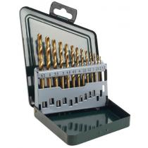 Bosch 13-dílná sada titanovýchn vrtáků do kovu HSS-R