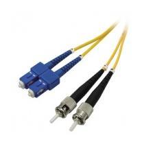 OP Duplexní kabel 50/125, ST/SC, 1m